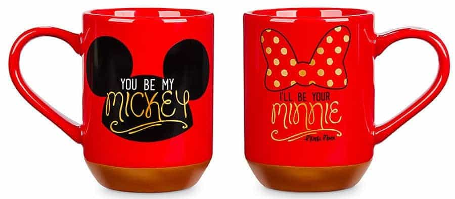 Mickey Coffee Cup