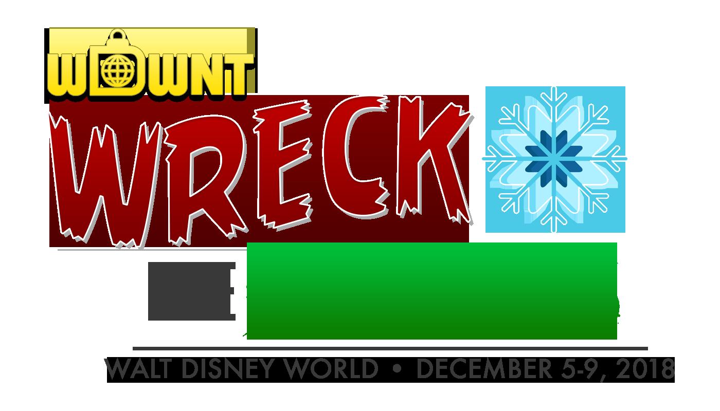 Wreck the Halls logo